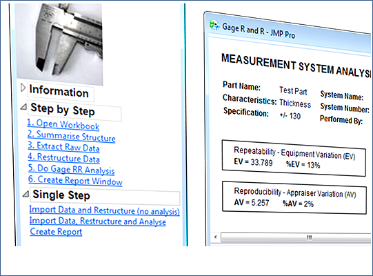 Measurement Systems Analysis