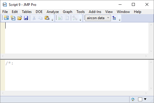 blank-script-window